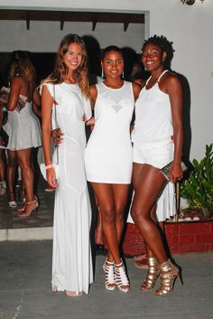 The White Party at Summer Sizzle BVI 2014