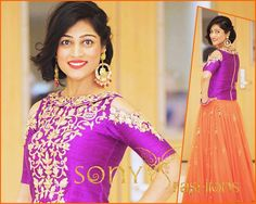This pretty croptop on a pretty Lady designer trending contemporary instafashion fashionshow sonyreddy For more info :- Mail at :-sonyreddy24@gmail.comCall or WhatsApp:-8008100885 15 April 2017