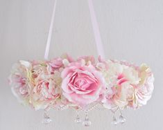 Flower Wreath Chandelier