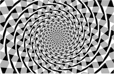 That this isn't a spiral. | Can You Make It Through This Post Without Your Brain Melting?