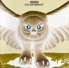 RUSH FLY BY NIGHT SECOND ALBUM IN DIFFERENT COLOURS