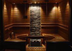 Kuvahaun tulos haulle saunan valaistus Sauna Lights, Blinds, Curtains, Inspiration, Lighting, Google, Home Decor, Sunroom Blinds, Insulated Curtains