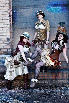 Damsel in this Dress Corsets-Splendid Corsets for Steampunk | Damsel in this Dress #steampunk - ☮k☮