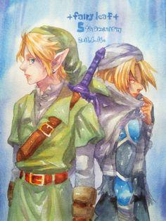 Legend of Zelda - Sheik x Link - Shink