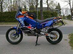Ktm 950 Adventure, Dirtbikes, Custom Bikes, Rally, Offroad, Pony, Motorcycles, Steel, Vehicles
