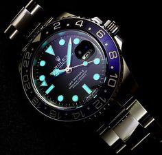 Rolex GMT Master II                                                                                                                                                      Mais