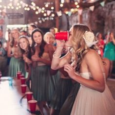 7 unique ideas that will make your wedding memorable for you and your guests. Photo via The Collective Photographers