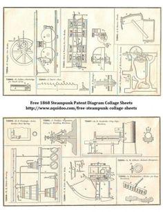 Patent sheets
