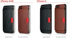 iPhone 4/iPhone 4S/iPhone 5 wallet case – Wally    A new Kickstarter project offers a practical solution for holding your iPhone and must-haves all in one place.