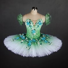 Fairy of the Green Meadows | Dancewear by Patricia