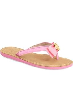 kate spade new york 'ida' flip flop (Women) available at #Nordstrom