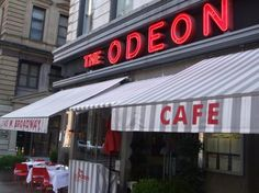 The Odeon - American - Tribeca