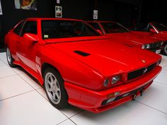 Maserati Shamal 1991
