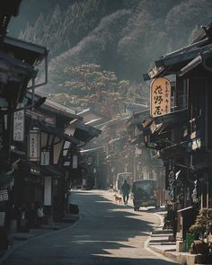 🐕 Travel in time to a quaint Japanese village, a world away from the city bustle. 📍Narai, Nagano, Post town marks the midpoint of… Aesthetic Japan, City Aesthetic, Travel Aesthetic, Japanese Aesthetic, Summer Aesthetic, Village Photography, Street Photography, Travel Photography, Japan Village