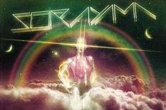 Hajime Sorayama Tribute by Sakke Soini, via Behance