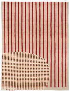 Sevilla rug, Irene Infantes for Christopher Farr Textile Design, Textile Art, Design Art, Irene, Interior Rugs, Top Interior Designers, Rugs On Carpet, Carpets, Deco