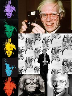 Andy Warhol (August 6, 1928 – February 22, 1987) was an American artist and a leading figure in the visual art movement known as pop art. His works explore the relationship between artistic expression, celebrity culture  advertisement that flourished by the 1960s. After a successful career as a commercial illustrator, he became a renowned and sometimes controversial artist. The Andy Warhol Museum in his native city, Pittsburgh, PA is the largest museum in the U.S. dedicated to a single artist. Andy Warhol Museum, Andy Warhol Pop Art, Andy Warhal, Famous Leos, Pop Art Movement, February 22, Pittsburgh Pa, Popular Culture, American Artists