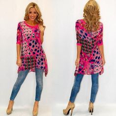 Sheer Patchwork Tunic   Caylor Creek Boutique is trendy women's fashion boutique located in Granbury Tx on the square. Great place to shop in Texas. 817-579-5444, Visit us on Facebook or Instagram also http://www.caylorcreek.com