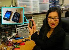 DIY How-To: Make a Star Trek Bluetooth Communicator Cool beans!