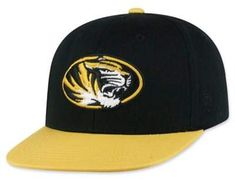quality design 1945e b64ee University of Missouri Maverick Youth Snapback Hat  Hat Snapback Youth