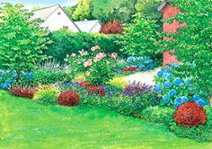 Ein großer Garten – Platz für neue Ideen | Herausforderungen ...