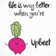 It's flipping hard sometimes.. especially when you're feeling so rotten  but as my fav saying goes- fake it until you make it!  And this Beetroot is just way too cute not to smile at! image via the lovely @strongisthenewskinny94 #punsarethebest #verypunny #cfsme #mecfs #chronicfatiguesyndrome #myalgicencephalomyelitis #invisibleillness #illness #sickness #cfsrecovery #healing #strength #spoonie #cfswarrior #recovery #hope #mindset #positive #goodthoughts #goodvibes #mind #attitude by…