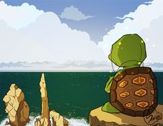 Special Animal Story by Sakiroo Choi, via Behance