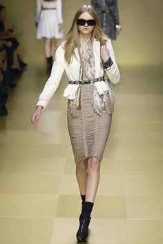 Burberry Spring 2008 Ready-to-Wear Collection Photos - Vogue