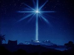 Star of Bethlehem was the star that guided the Magi to the birthplace of Jesus Christ. Gospel of Luke mentions the Magi in the West saw the Star Christmas Nativity, Christmas Star, All Things Christmas, Vintage Christmas, Christmas Holidays, Merry Christmas, Christmas Jesus, Christmas Music, Christmas Plays