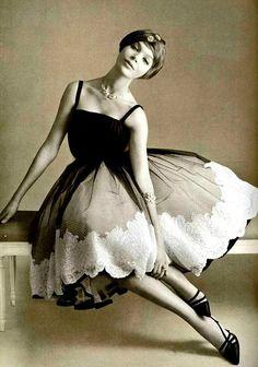 Dior, L'Officiel, 1957