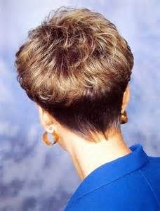 short haircuts for women over 60 wedge cut rear view - Yahoo Search Results Yahoo Image Search Results