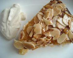 Moist lemon almond cake