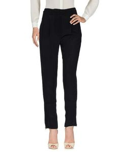 STELLA FOREST Women's Casual pants Black 10 US