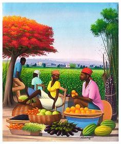 Midouart, of Haiti