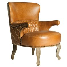 Desoto Armchair - Caramel Collection - T&W Blended Events 2015