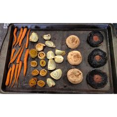 Sascha Barboza @Sascha Barboza 24 abr Vegetales horneados! Sin aceite,solo un poco d sal marina+pimienta+oregano.Puedes agregar calabacin,berenjenas etc
