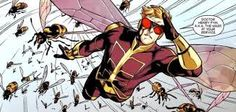 Image result for Hank Pym vs Whirlwind