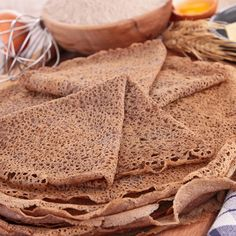What to Eat in France: Buckwheat Crêpes Buckwheat Pancakes, Barbecue, Brunch, Cooking Recipes, Fit, Gluten, Mille Crepe, Marie Claire, Moment