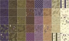 The Potting Shed Charm Pack - Holly Taylor - Moda Fabrics — Missouri Star Quilt Co.