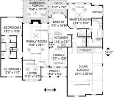 Buildings as well Building Plans Indiana additionally Master Bedroom Addition besides Small House Plans further Above Garage Apartment. on floor plans for 4 bedroom open plan 1