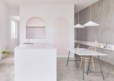 Пастельная квартира в Мельбурне