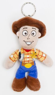 Toy Story 3 900838 - Llavero de Woody de peluche (10 cm) (Joy Toy)   Amazon.es  Juguetes y juegos af179a35096