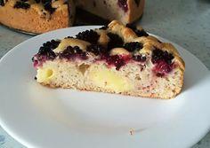 Pudingos szedres pite | pintereva receptje - Cookpad receptek French Toast, Cheesecake, Breakfast, Food, Morning Coffee, Cheesecakes, Essen, Meals, Yemek
