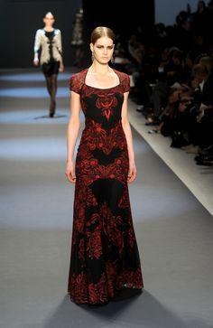 Naaem Kahn--red and black