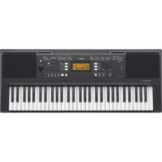 Yamaha PSR Series Portable Premium Keyboard Pack with Headphones, Power Supply and Stand Love Keyboard, Midi Keyboard, Teclado Yamaha Psr, Best Digital Piano, Yamaha Acoustic Guitar, Yamaha Keyboard, Keyboard Lessons, Musical Instruments, Cool Things To Buy