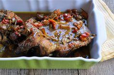 #Secondo piatto di #tacchino #con verdure al forno