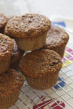 bakery style bran muffins {nancy silverton - la brea bakery recipe!}