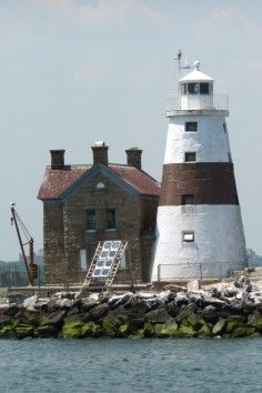 Execution Rocks Lighthouse - available for overnight stays http://www.lighthouserestorations.org/Home.php