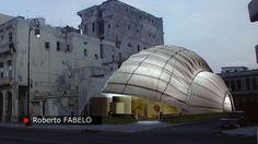 Havana-Cultura - Cafeterias Del Malecon: cuban architecture art project. Roberto Fabelo