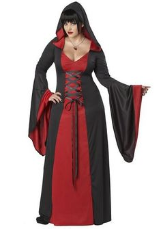 To help you discover gorgeous Halloween costume ideas for plus size women that are relatively inexpensive, here is a crowd-sourced list of plus size women's costumes that are under $40. Share your favorite plus size women's costumes and/or explore the Halloween costumes others have shared. Also, be sure to check our favorite Halloween Costume Ideas …